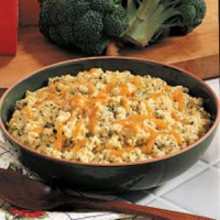 Egg And Broccoli Casserole