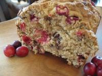 Mom's Cranberry Bread