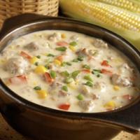 Sausage Corn Chowder