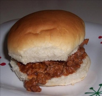 Souper Sloppy Joes