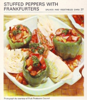Stuffed frankfurters