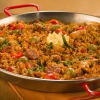Chicken Spanish Rice
