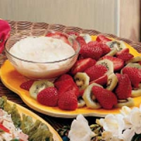 Delicious Fruit Dip
