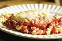 Easy Chicken Parmesan