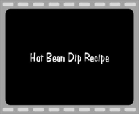 Hot Bean Dip