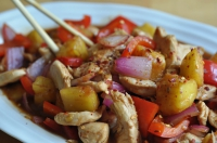 Pineapple Pepper Chicken